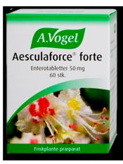 Aesculaforce Forte 60 tab.