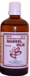 Mandelolie fed-sød