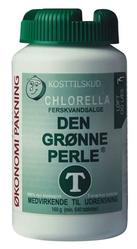 Chlorella - Den grønne perle