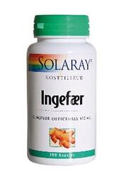 Ingefær ginger 550 mg