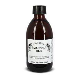 Mandelolie massageolie