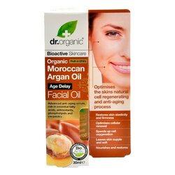 Facial serum Argan Dr. Organic