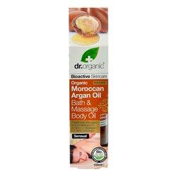 Massage body bath oil Argan Dr. Organic