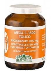 Mega C 1500 mg HealthCare