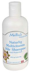 Mellisa Multivit hårshamp
