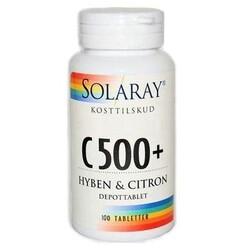 C 500 + hyben og citron
