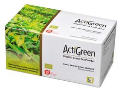 Grøn Te Ekstrakt pulver Ø