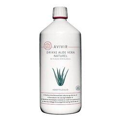 AVIVIR Aloe Vera Drikke naturel