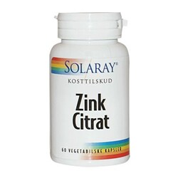 Zink Citrate 20 mg